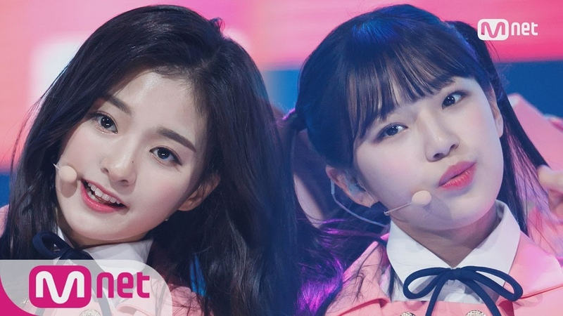 [fromis_9 - To Heart] KPOP TV Show | M COUNTDOWN 180208 EP.557