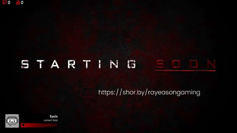 Ray Eason Gaming is Live