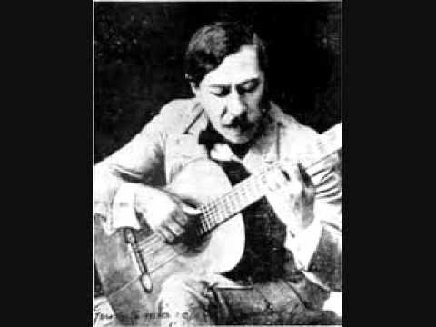 Cancion de la Hilandera (A.BARRIOS)