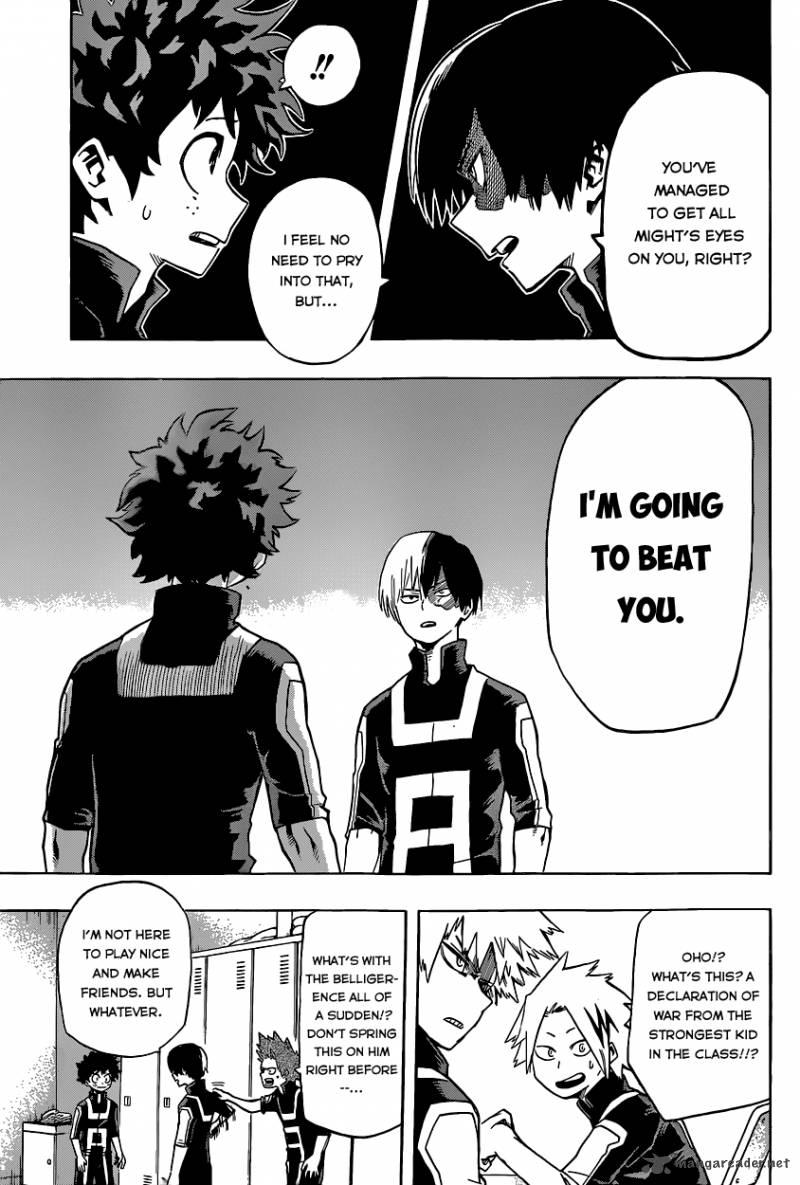 Boku No Hero Academia, Chapter 23, image #19