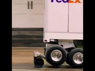 Fedex начнет тестировать робота-почтальона fedex yfxytn ntcnbhjdfnm hj,jnf-gjxnfkmjyf