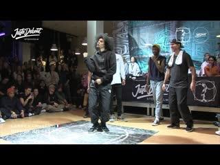 Les Twins - Juste Debout Stockholm Freestyle