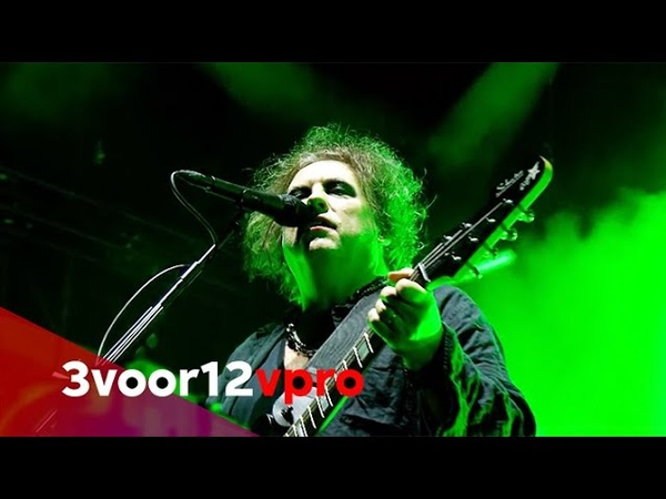 The Cure - A Forest. Live at Pinkpop (2019)
