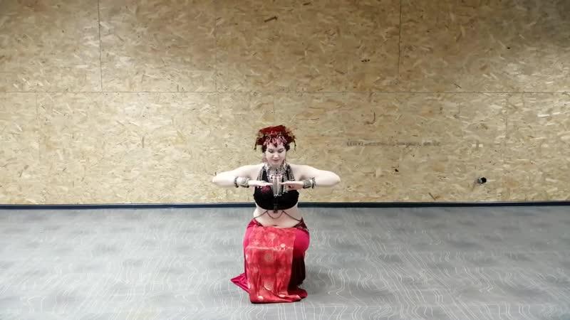 Норильск Ohana Tribal Group 11.2019 красная медуза Chrysaora achlyos