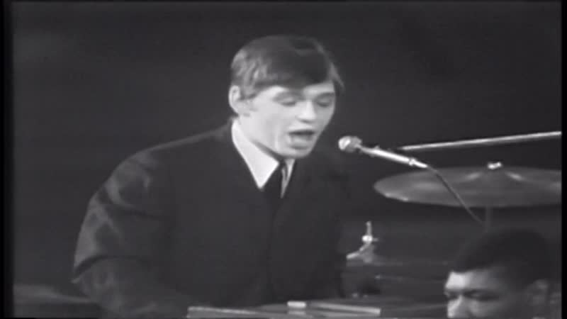 Georgie Fame And The Blue Flames Walking The Dog New Musical Express Annual Poll Winners Concert 1965