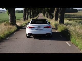 Первый пункт в вашем списке желаний. Audi RS 5 Coup.