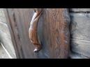 как сделать классную дверь в баню своими руками из старых досок
