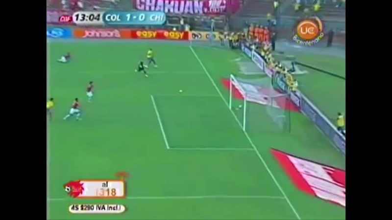 Los Autogoles Más Increíbles De Chile En Eliminatorias