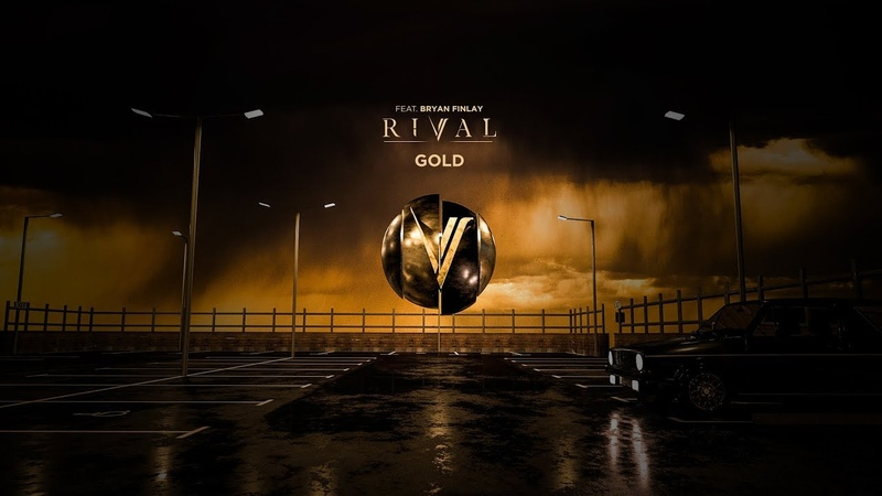 Rival - Gold (ft. Bryan Finlay) [Official Lyric Video]