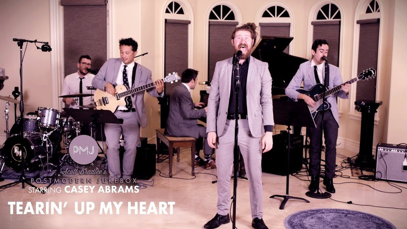 Tearin' Up My Heart NSYNC Beatles 1960s Style Cover ft Casey Abrams