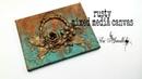 Rusty canvas design team projekt for cre-artive corner