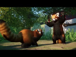 Planet zoo (trailer)