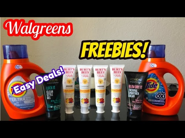 WALGREENS COUPONING! FREEBIES! EXTREMELY EASY! ALL DIGITAL COUPONS!