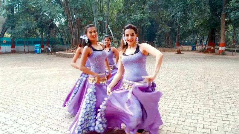 Jashn e Bahara Jodhaa Akbar Aziza Stepz Team Belly Dance DanceatStepz