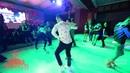 Bahadir Aysegul Cha cha cha social dancing IIDF 2018