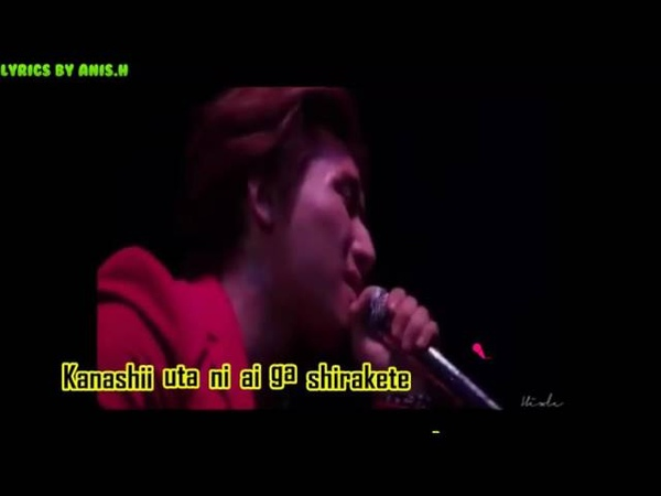 D-LITE (Daesung) - I Love You from D'SLOVE TOUR DVD with Lyrics