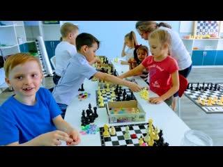 ЦЕНТР ШАХМАТ! Шахматы в Омске! СТУДИЯ МАСТЕР сегодня в 2:06 Действия Игра в шахматы решает сразу несколько задач:  Познавательну