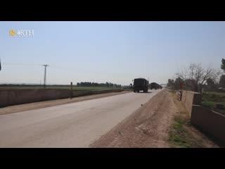Колонна ВС России в САР | Anti Terror Forces | ATF