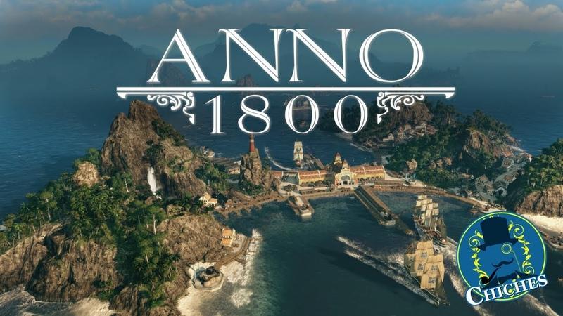 ANNO 1800 | Un Primer Vistazo | Gameplay en Español
