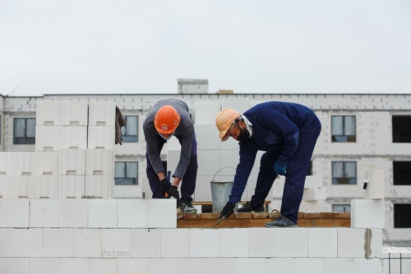 Отчет о ходе строительства квартал «Среда» май 2020, изображение №25