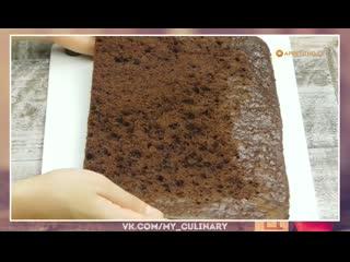 """Торт """"киндер-делис"""". очень усно. как же аппетитно выглядит."""