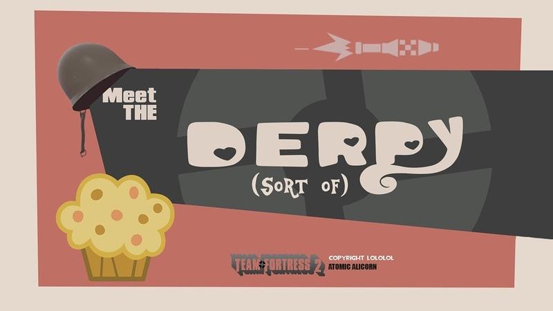 SFM EQG - Meet the Derpy (Sort of)