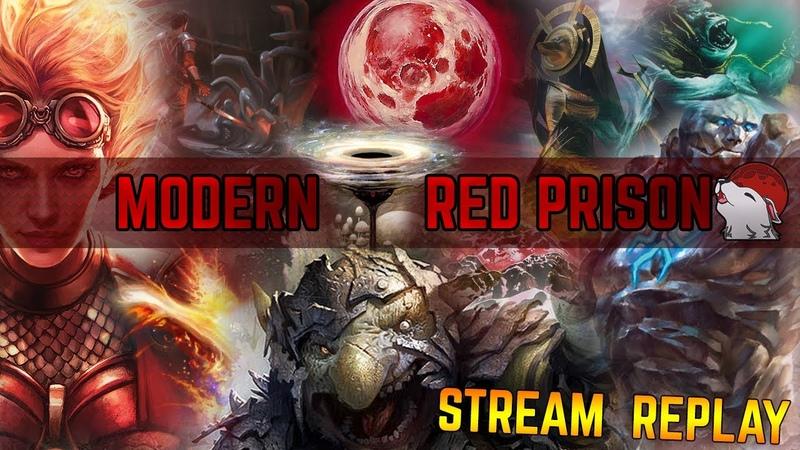 Modern Red Prison The POWER of Eidolon! Maindeck