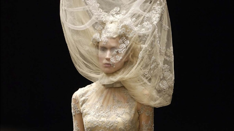 Alexander McQueen AW 2006 Widows of Culloden