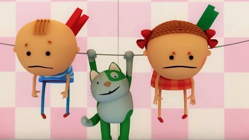 Аркадий Паровозов Спешит на помощь - все серии -сборник 1-25 - развивающий мультфильм для детей