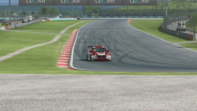 1.2. RRRE: Competition - LADA Vesta (Sepang) t500rs.
