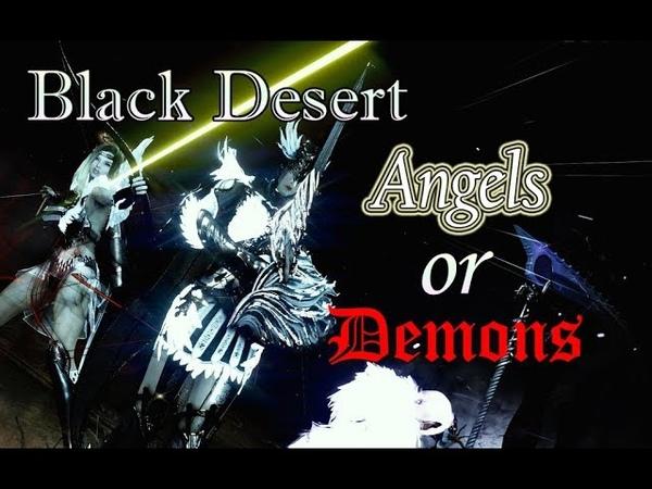 [Black Desert] Angels or Demons