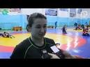 Уникальный мастер-класс по новым методикам тренировки в борьбе провела спортсменка Гюзель Манюрова