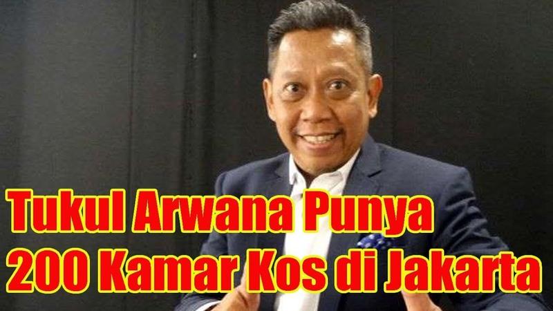 Artis Tukul Arwana Punya 200 Kamar Kos di Jakarta