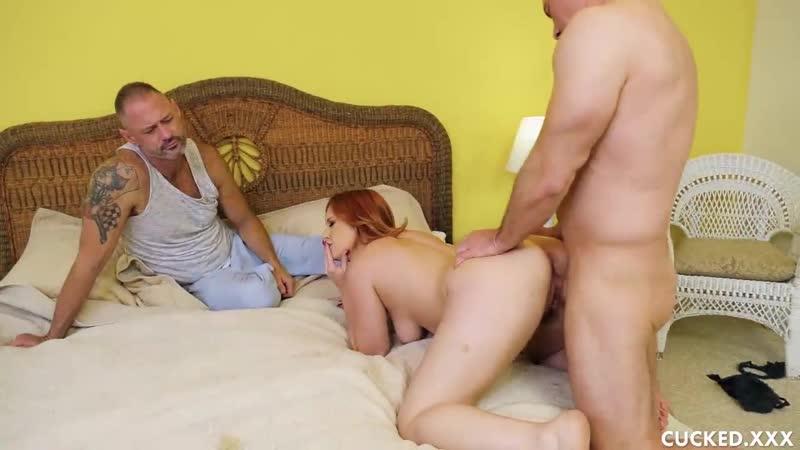 big tits edyn cucks her hubby by callinga gigolo to fuck her horny