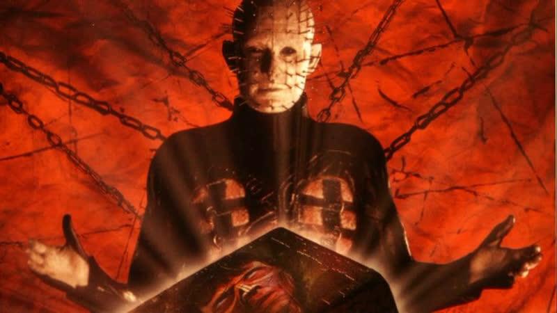 Восставший из ада 8: Адский мир. Мир ада. Кровавая вечеринка. Адская галлюцинация. Резня. Hellraiser 8: Hellworld 2003-2005 год