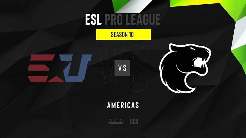 EUnited vs FURIA ESL Pro League S10 NA map1 de overpass MintGod LINAZAVR