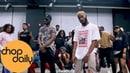 DJ Flex Dance Africa Dance Class Video @dhatboyaj x @afro mvmnt Choreography Chop Daily