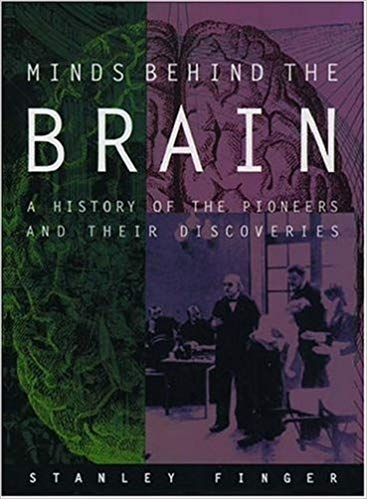 Stanley Finger - Minds behind the Brain  A History of the Pioneers and Their Discoveries-Oxford University Press (1999)