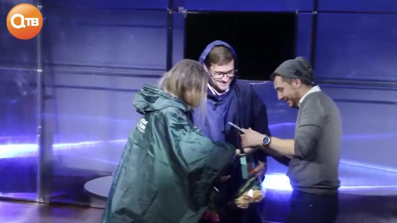 Премьера спектакля Путаница 12 02 2020 пресс показ