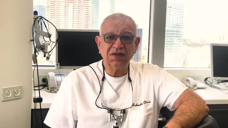 Профессор Nitzan Bichacho делится своим опытом и результатами с помощью новой системы абатментов MIS CONNECT