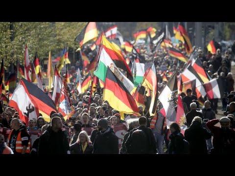 LIVE AUS BERLIN Großdemo zum Deutschen Nationalfeiertag 🇩🇪 (Teil 1)