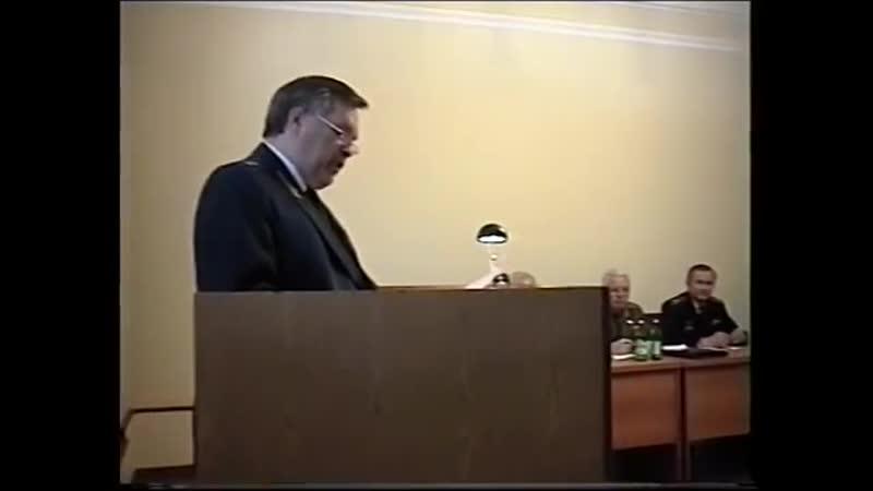 ЭКСКЛЮЗИВ Военный трибунал над Путинойдами Полная версия Речь Виктора Илюхина ЧАСТЬ 1 2011