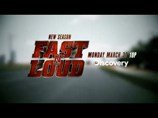 Gas Monkey Garage - Fast N'Loud (New Season) Быстрые и громкие.
