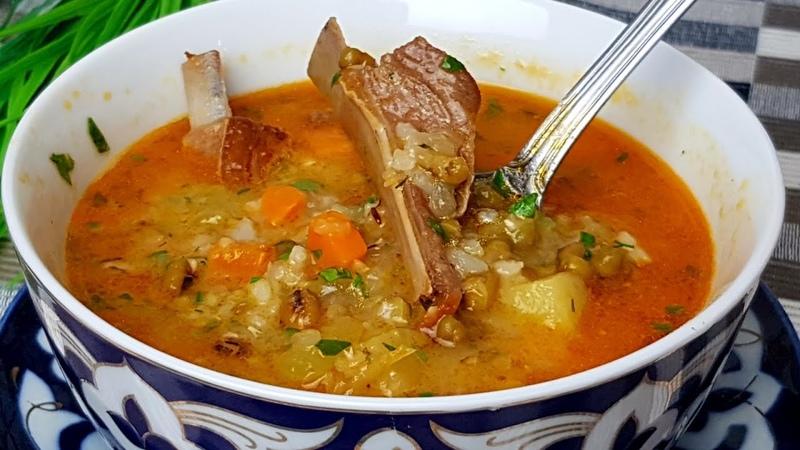 МАМА НАУЧИЛА‼МАШХУРДА☆ Обалденный Суп хоть каждый день подавайте на обед или на ужин