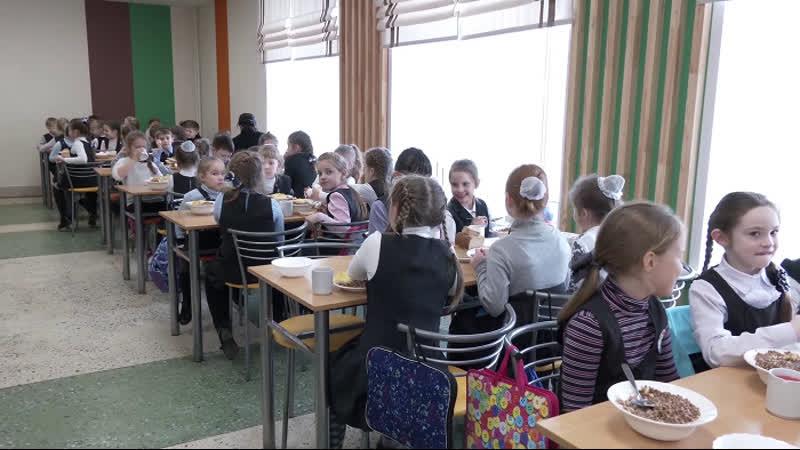 С начала нового учебного года младшие школьники Марий Эл будут питаться в столовых бесплатно