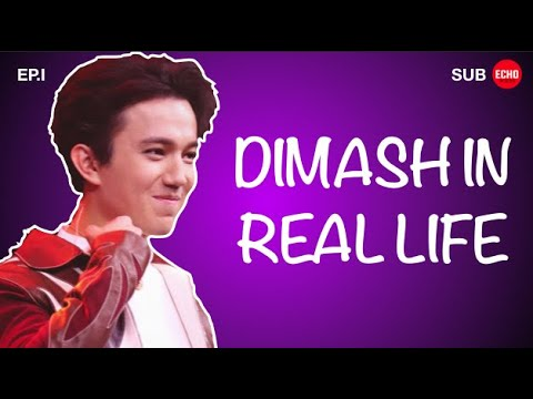 DIMASH IN REAL LIFE EP 1 😎 CUTE AND FUNNY MOMENTS