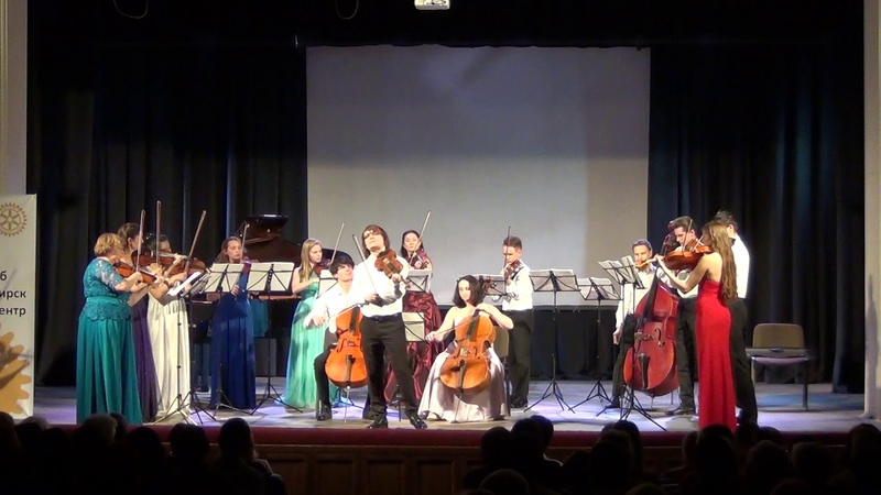Mozart W.A. - Violin Concerto №3 G-dur, K. 216 (I. Allegro)