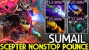 SUMAIL Slark New Crazy Scepter Nonstop Pounce Pro Gameplay 7 23 Dota 2