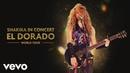 Shakira La Tortura Audio El Dorado World Tour Live ft Alejandro Sanz