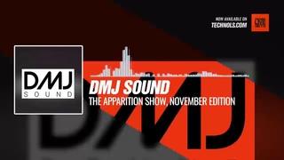 Techno set: DMJ Sound - The Sunday Dark Depths  10-11-2019  (Milky & Johnny mix) @DmjSound